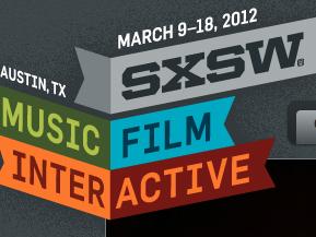 Detail: SXSW 2011 logo